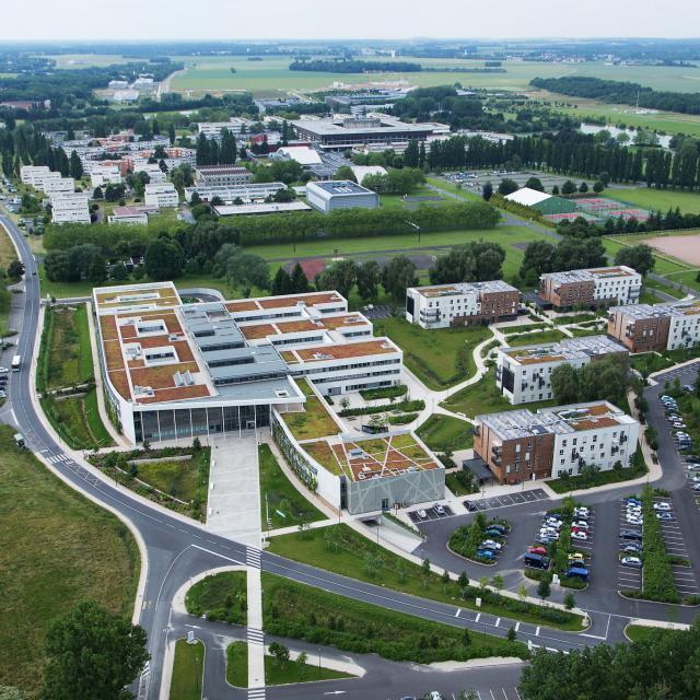 Campus Polytechnique - ENSTA