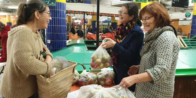 AMAP Massy Manger Bio - Distribution de fruits