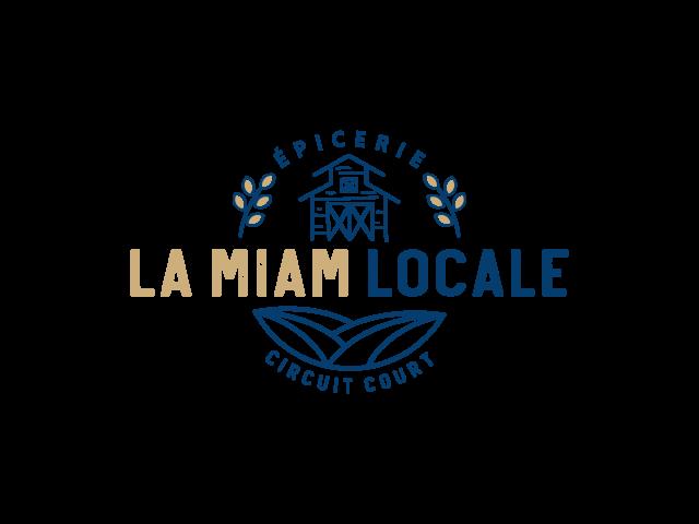 Logo La Miam Locale Quadri