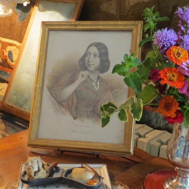 George Sand - Vallée des peintres - La Creuse