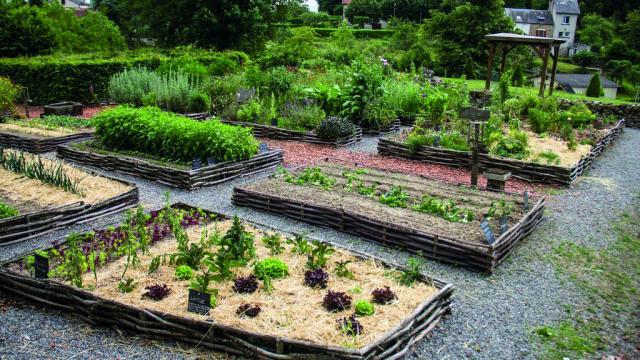 Jardins Bridiers ©crtlimousin V.kam