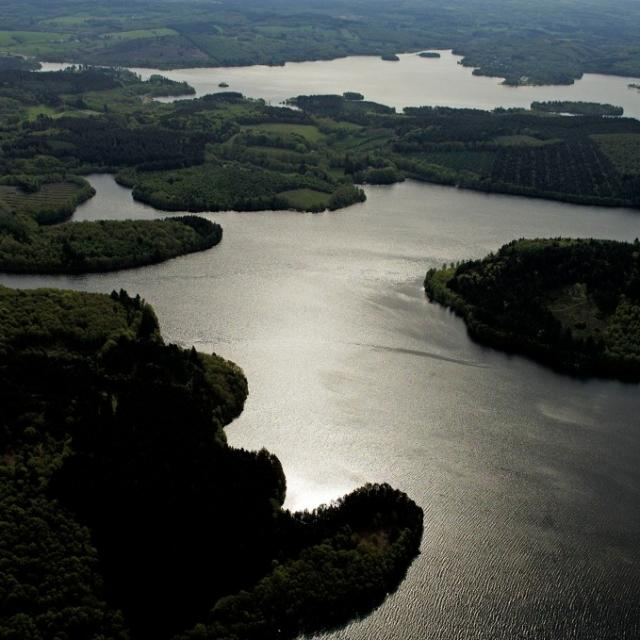 Vassivière Plateau de Millevaches