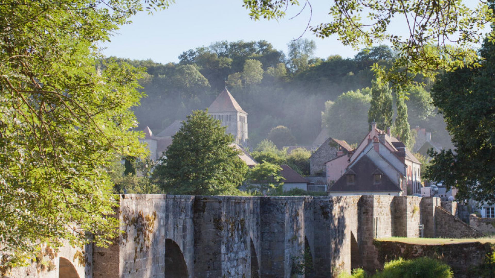 Moutier d'Ahun - Village remarquable ©M.Raffard