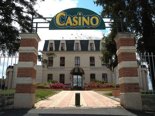 Casino d'Evaux les bains La Creuse