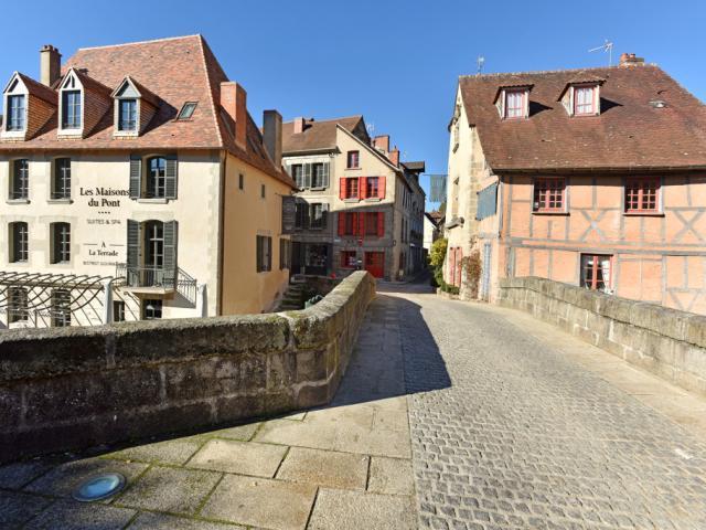 Aubusson Quartier De La Terrade©j.damase 1