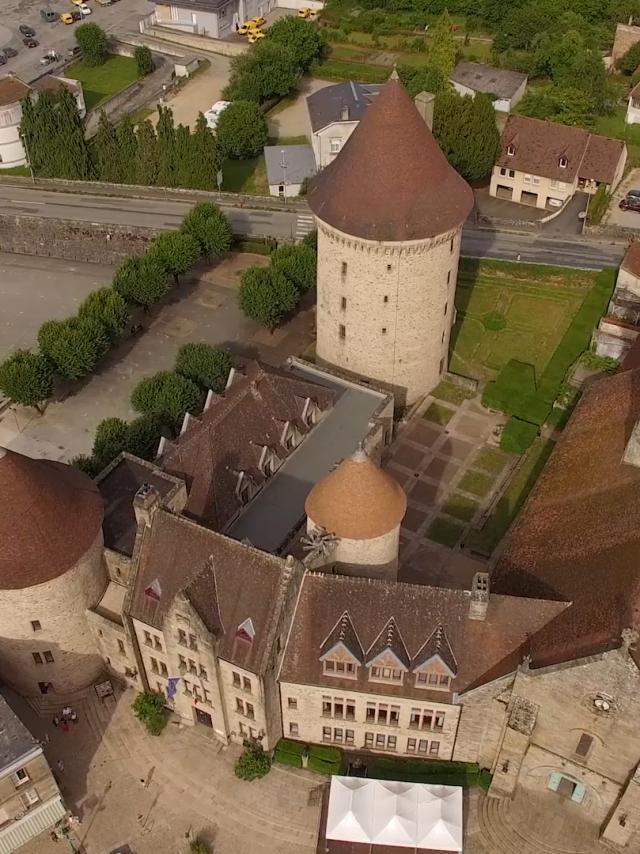 Bourganeuf Cité Médiévale
