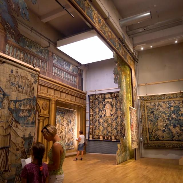 Aubusson, cité de la tapisserie ©Saison d'or