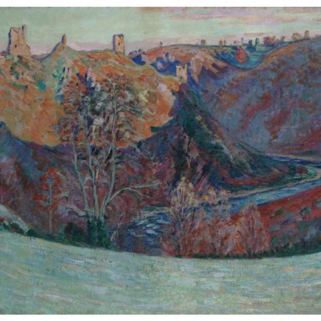 Musée d'art et d'Archéologie de Guéret - CO Darré - CC Pays Dunois