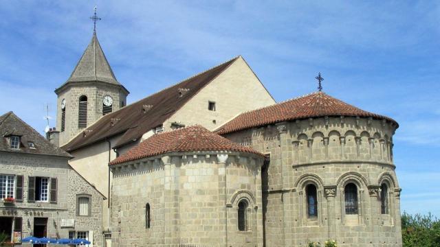Eglise D'ahun©ot D'ahun
