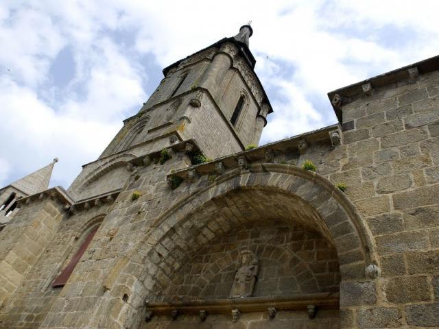 Eglise De La Souterraine ©ot Bénévent