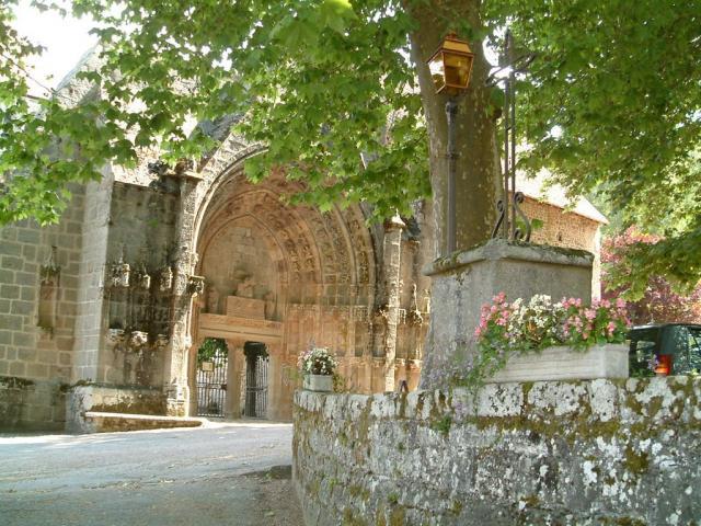 Eglise Du Moutier D'ahun©le Ru