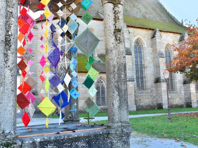Felletin-fête de la laine La Creuse