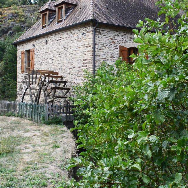 Moulin de Freiteix, pêche en Creuse