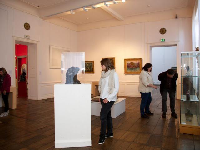 Musée D'art Et D'archéologie De Guéret©m. Anglada Adrt23