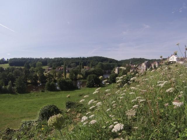Paysage en Creuse