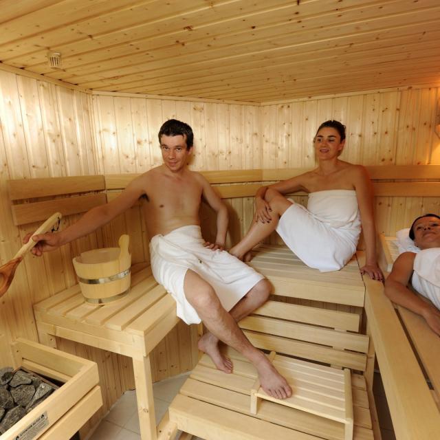 Sauna Entre Amis