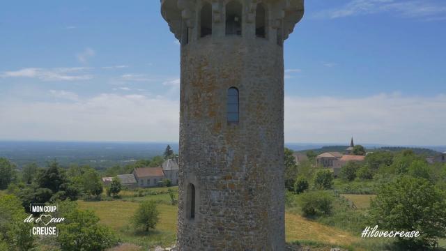 Tour Panoramique Toulx
