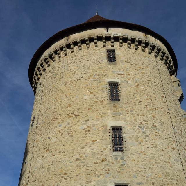Tour zizim Bourganeuf