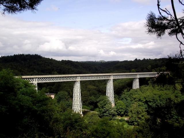 Viaduc Busseau Ahun Cotahun 13
