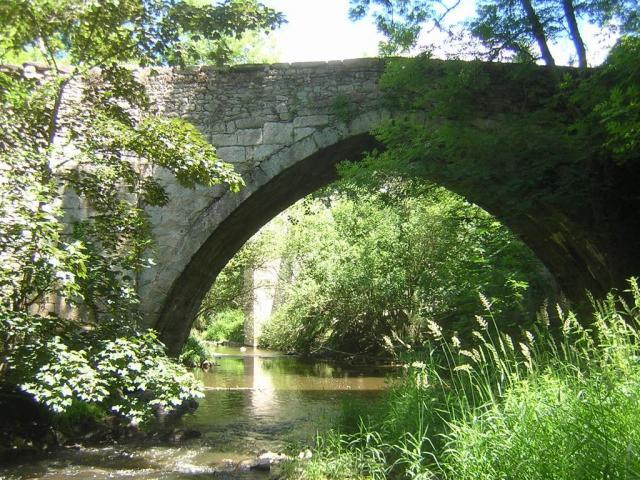Vieux Pont Sermur©mairie De Sermur