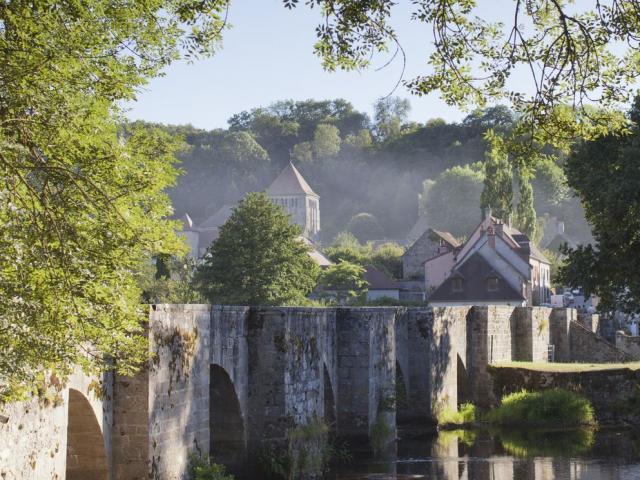Village Du Moutier D'ahun©m.raffard