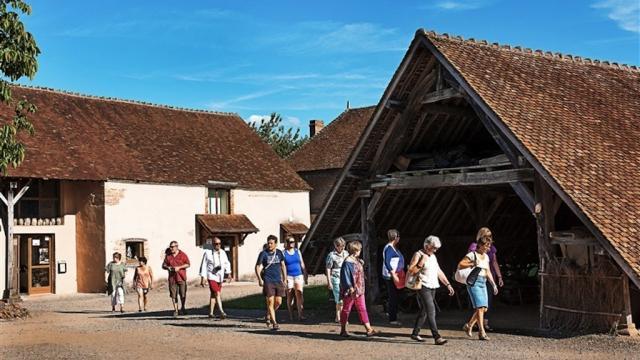 4 Visites En Creuse À L'occasion Des Journées Européennes Du Patrimoine ©s. Frey, La Creuse