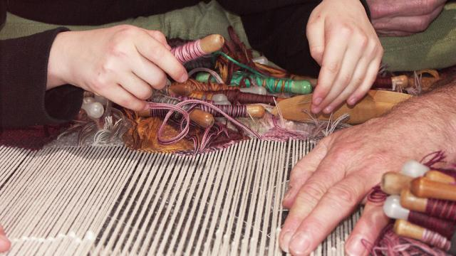 Atelier de tapisserie