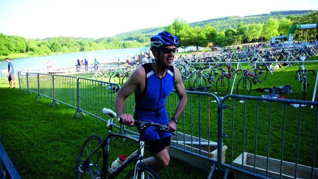 Halftriman Des Monts De Guéret Cyclo, La Creuse