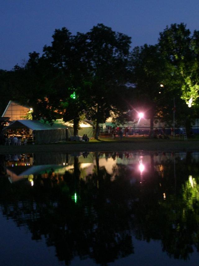 La Naute De Nuit, La Creuse