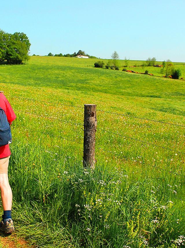 L'enjambée Creusoise ©s.parouty, La Creuse