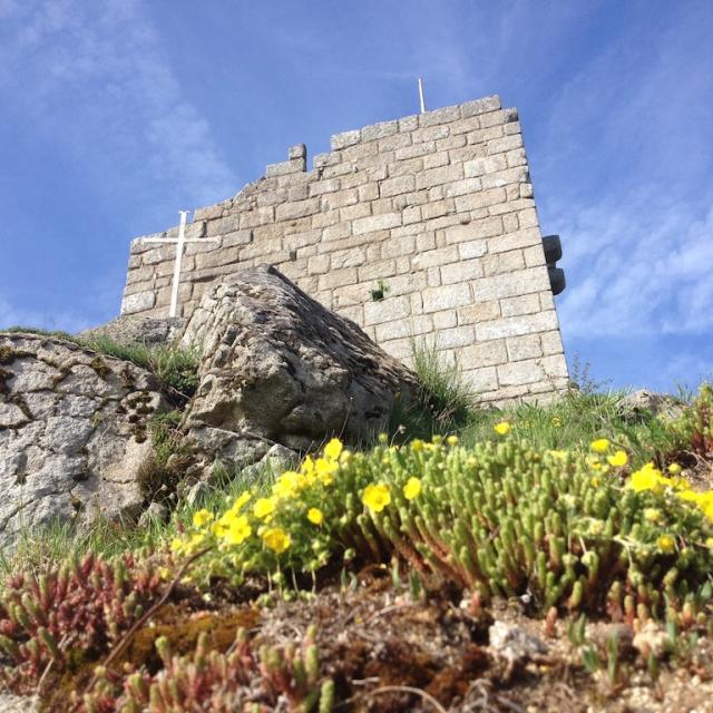 Tour de Sermur - village dans la Creuse