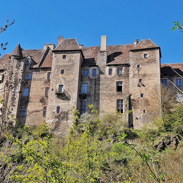 Boussac Chateau