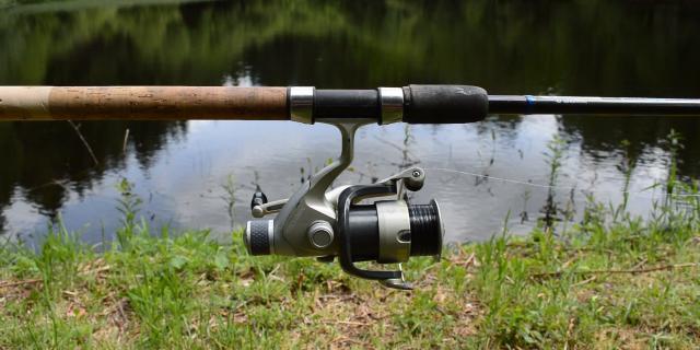 Canne à pêche, pêche en Creuse