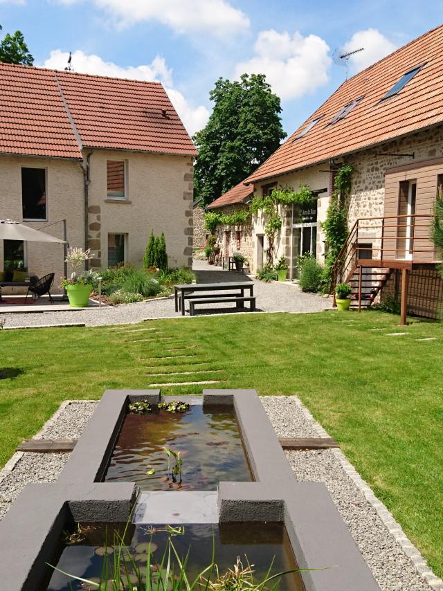 Saint Vaury Domaine Jarrige Jardin Zen 2017 Lajarrige 2