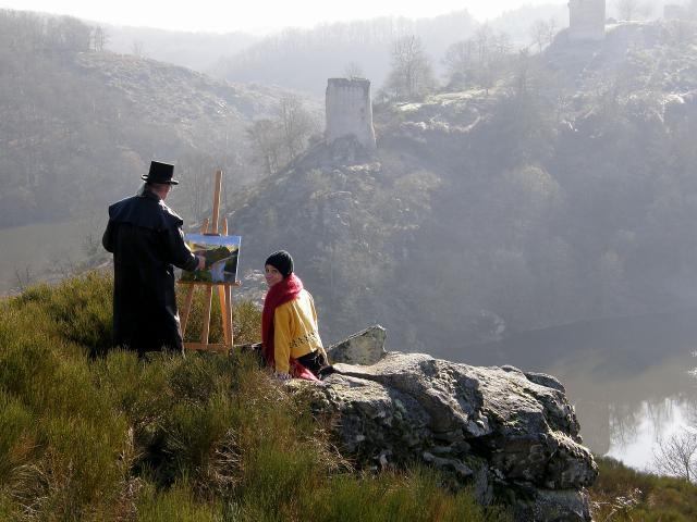 Vallée des peintres ©Y. Cesbron