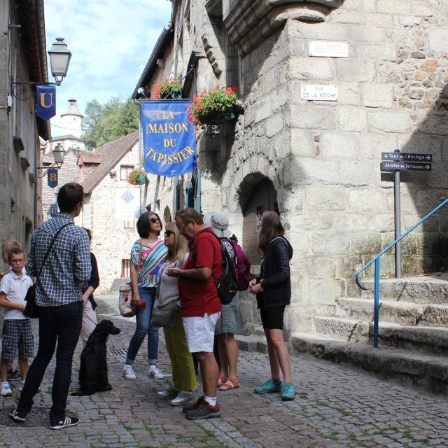 100 Famille ©aubusson Felletin Tourisme