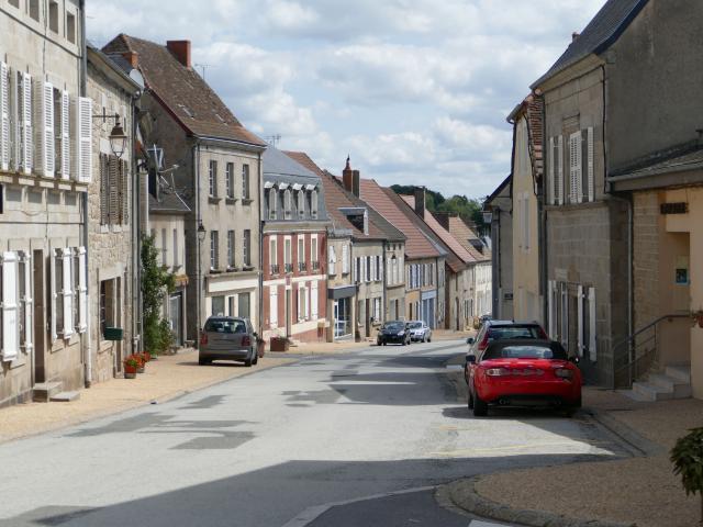 Bellegarde en Marche