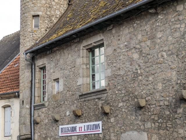 Bellegarde en Marche - Musée Air Mémorial