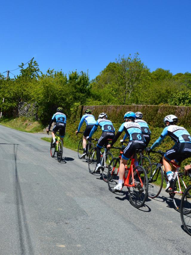 Véloroute en Creuse