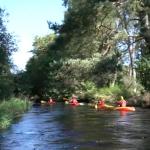 Descente De La Maulde Canoe