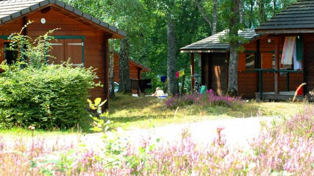 Camping La Presqu'ile Vassivière
