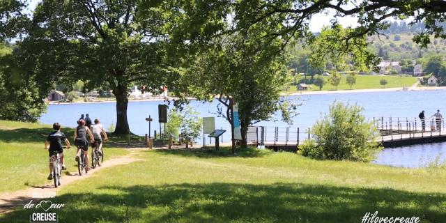 Le Lac De Vassiviere