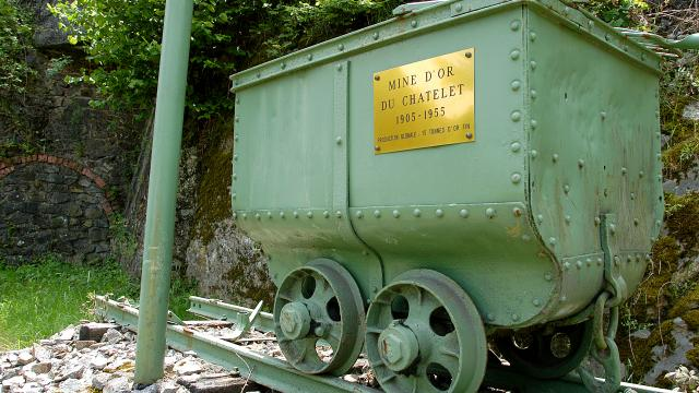 Mines D'or Châtelet