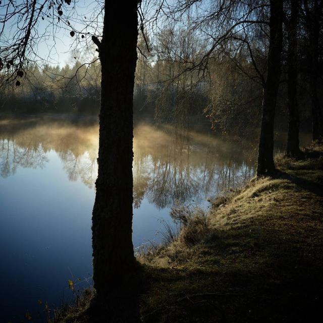 L'étang du Bourdeau