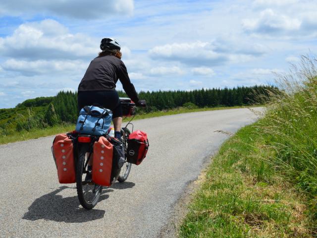 Cyclotourisme dans la Creuse