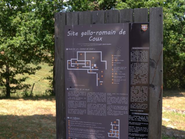 Site gallo-romain de Coux