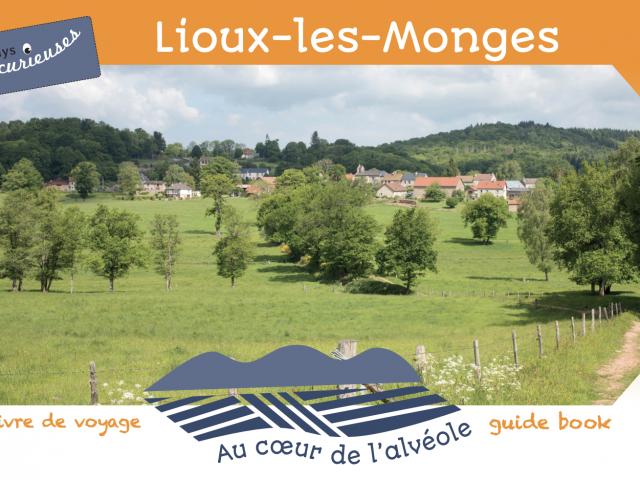 Balade curieuse - Lioux les Monges