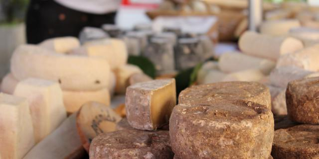 Fromages Marché Aubusson