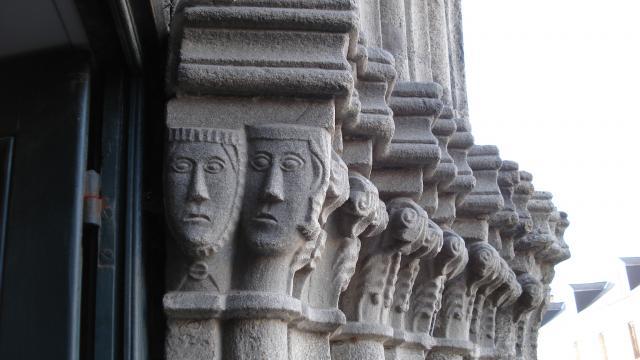 Auzances Église St Jacques
