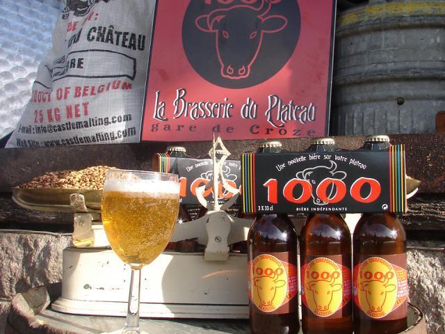 Bière La 1000 Aubusson